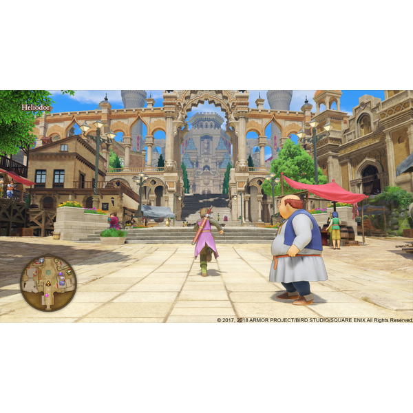 Dragon Quest XI Echoes Of An Elusive Age Edition Of Light PS4 Game - Image 5