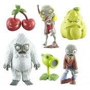 Plants vs Zombies - 2 inch Multi pack