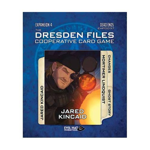 The Dresden Files Co-op Card Game: Dead Ends (Expansion 4)