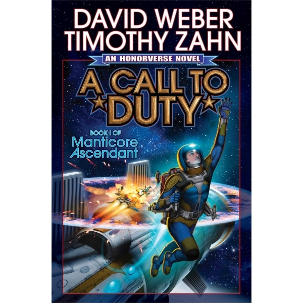 A Call to Duty Hardcover