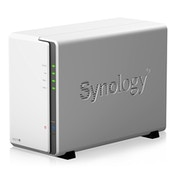 Synology DS218J 2-Bay Diskless Network Storage Enclosure