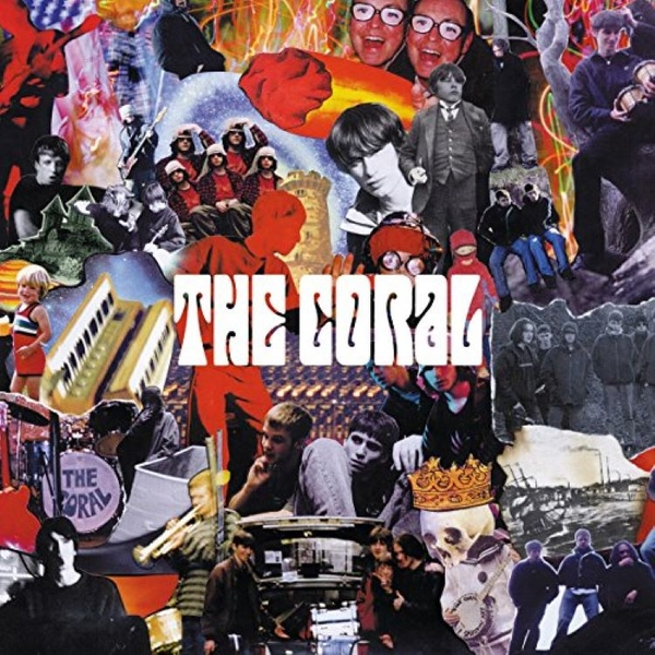 The Coral - The Coral Transparent Vinyl