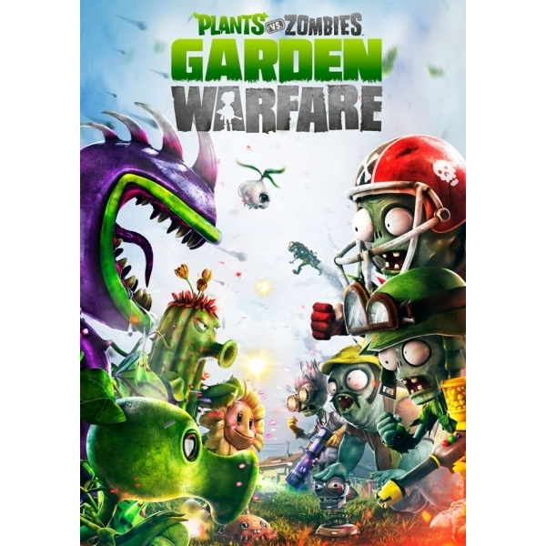 Plants vs Zombies Garden Warfare PC Game