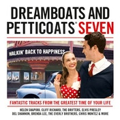 Various Artists - Dreamboats & Petticoats: Walking Back To Heaven CD