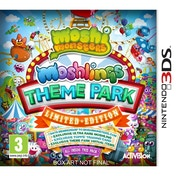 Moshi Monsters 2 Moshlings Theme Park Limited Edition Game 3DS