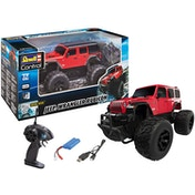 Jeep Wrangler Rubicon 1:18 Revell Remote Control Car