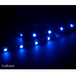 Akasa Vegas M AK-LD05-50BL Blue Magnetic 15 LED Strip Light - Image 2