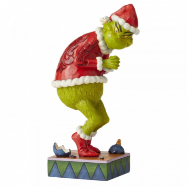 Sneaky Grinch Figurine By Jim Shore