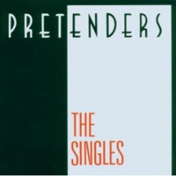 The Pretenders The Singles CD