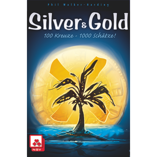Silver & Gold Card Game