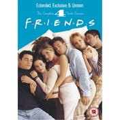 Friends Season 4 - Extended Edition DVD