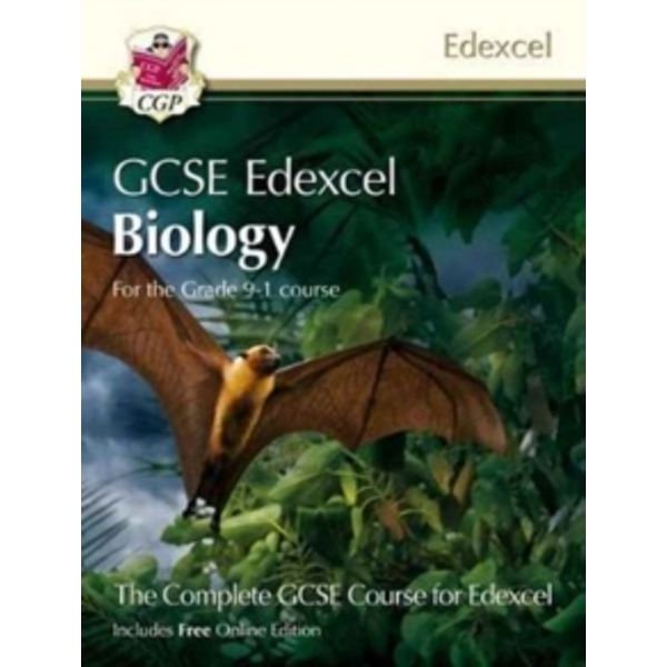 New Grade 9-1 GCSE Biology for Edexcel: Student Book with Online Edition