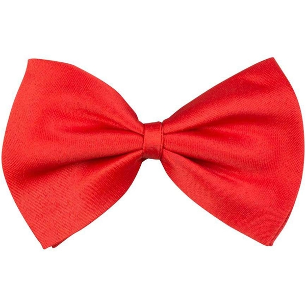 Red Bow Tie For Show Costume/Fancy Dress