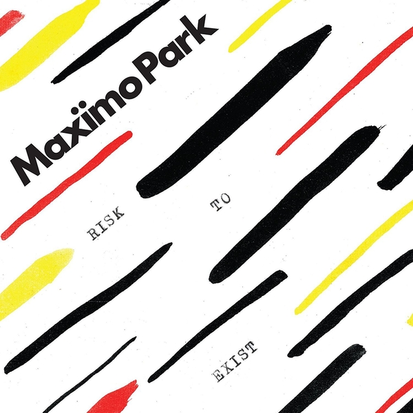 Maximo Park - Risk To Exist Vinyl