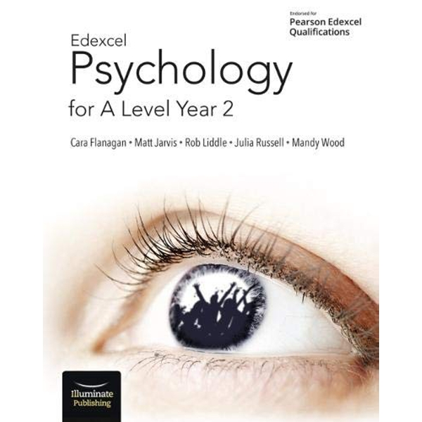 Edexcel Psychology for A Level Year 2: Student Book 24 unforgettable stories 2018 Paperback / softback