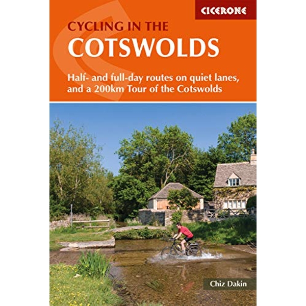 Cycling in the Cotswolds by Chiz Dakin (Paperback, 2014)
