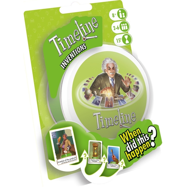 Timeline Inventions Blister Edition