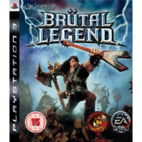 Brutal Legend Game PS3