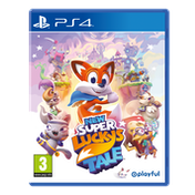 New Super Lucky's Tale PS4 Game