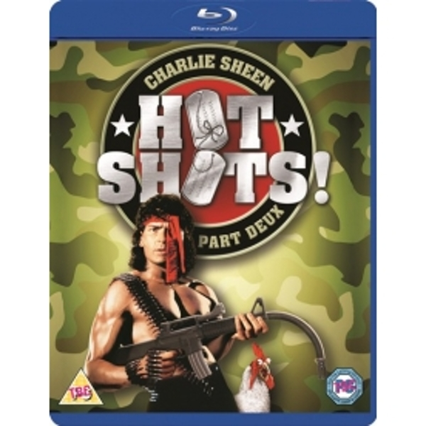 Hot Shots Part Deux Blu-ray