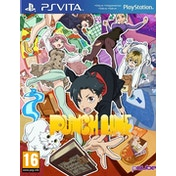 Punch Line PS Vita Game