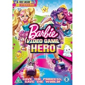 Barbie Video Game Hero (includes free 3D stickers) DVD