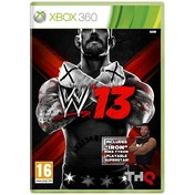 WWE 13 Mike Tyson Edition Game Xbox 360