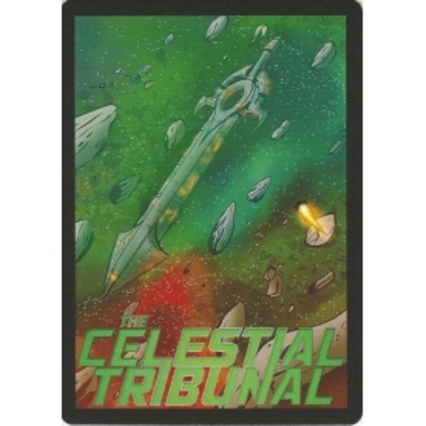 Sentinels of the Multiverse The Celestial Tribunal Environment Mini-Expansion