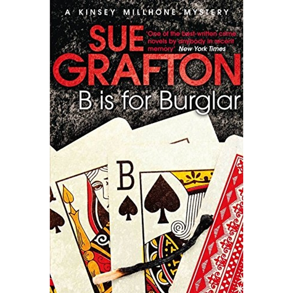 B Is For Burglar: a Kinsey Millhone Mystery by Sue Grafton (Paperback, 2012)