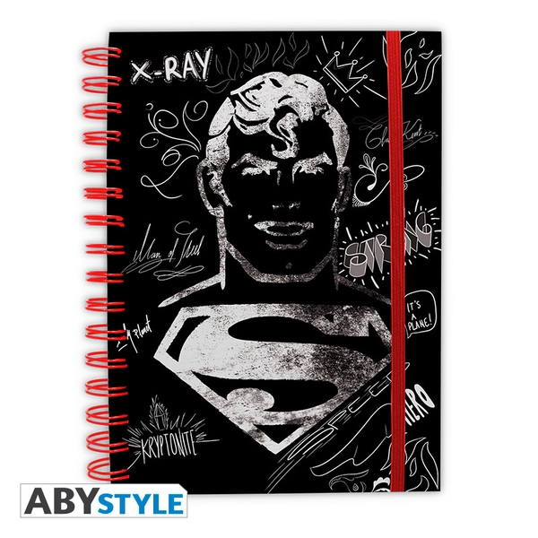 DC Comics - Graphic Superman Notebook