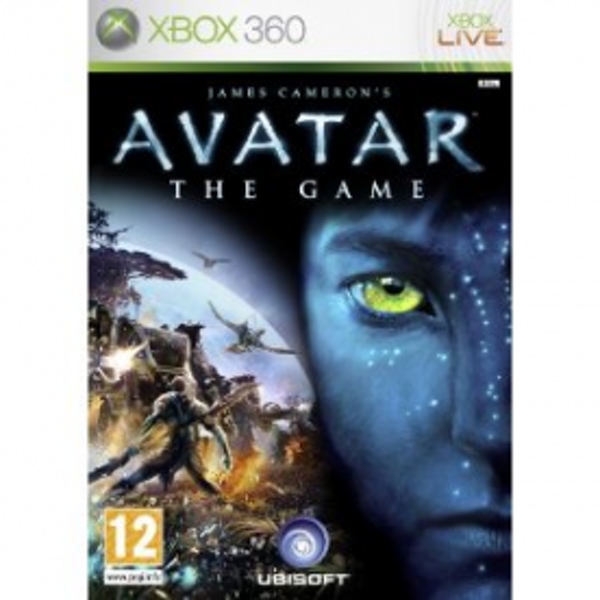James Camerons Avatar The Game Xbox 360