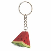 Watermelon Tropical Keyring