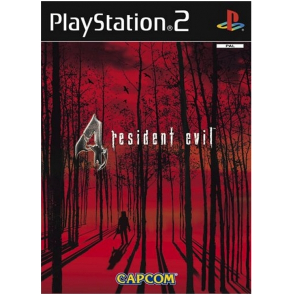 Resident Evil 4 Game PS2 - Image 1