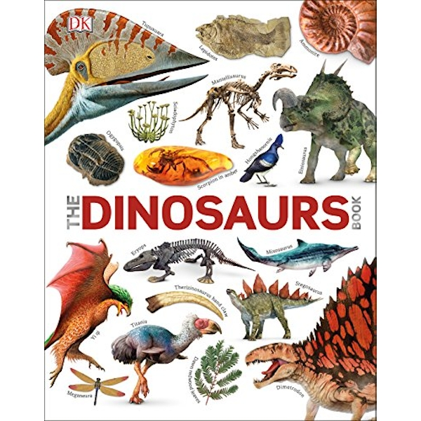The Dinosaurs Book  Hardback 2018