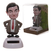 Mr Bean Solar Powered Solar Pal