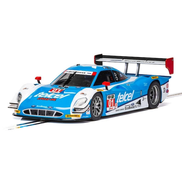 Ford Daytona Prototype Sebring 2014 Chip Ganassi Racing Telcel Ford 1:32 Scalextric Car