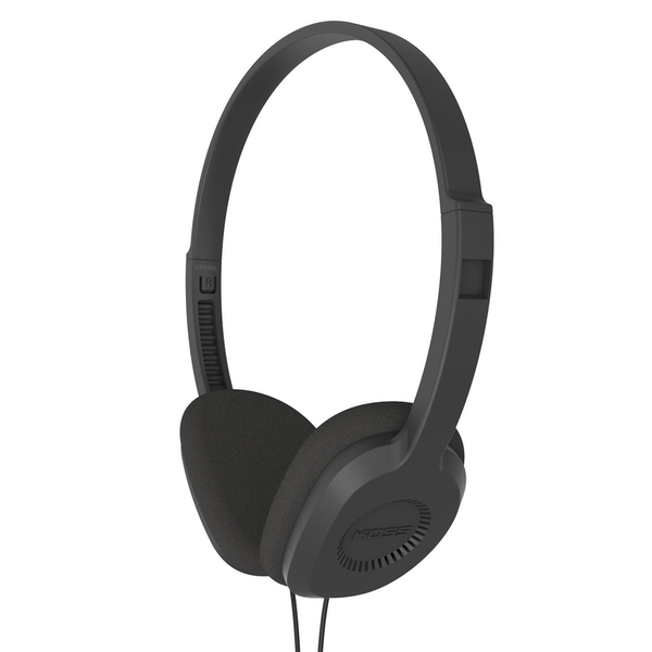 "Koss ""KPH8"" On-Ear Headphones, black"