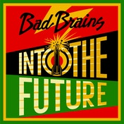Bad Brains - Into The Future Limited Edition Red/Yellow/Green Vinyl
