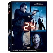 24: Season Seven DVD Collection DVD