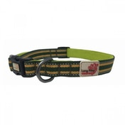 Long Paws Green Comfort Collection Padded Collar L