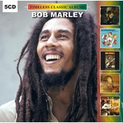 Bob Marley & The Wailers - Timeless Classic Albums CD