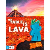 The Table is Lava Card Game