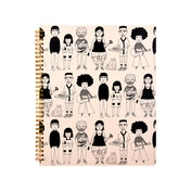 Sass & Belle My Kind of People A4 Notebook