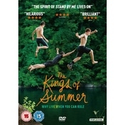 The Kings of Summer DVD