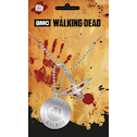The Walking Dead Hunter Pendant Dog Tag