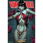 Vampirella Volume 1: Crown of Worms TP