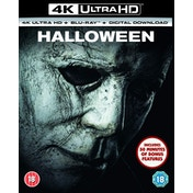 Halloween (2018) 4KUHD   Blu-ray   Digital Download