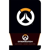 Overwatch Logo Ruled Notebook