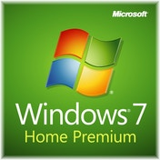 Microsoft Windows 7 Home Premium with Service Pack 1, 64-bit, English OEM