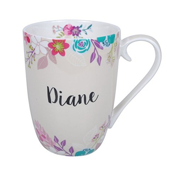 Vintage Boutique Ceramic Mug - Diane